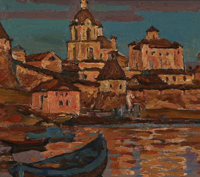 Белое море, Соловецкий монастырь