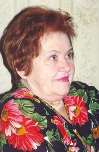 Нина Хвойницкая