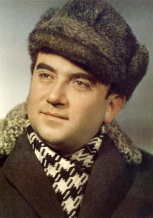 ЗРЕЛОСТЬ: Владимир Хвойницкий