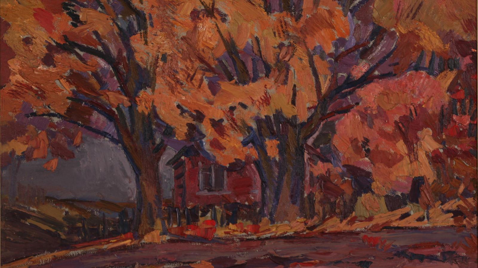 Осенняя фантазия