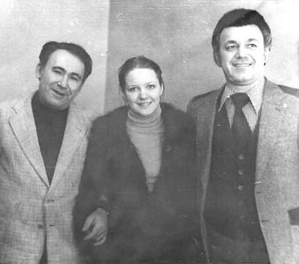 ...Еленой Прокловой  и Иосифом Кобзоном