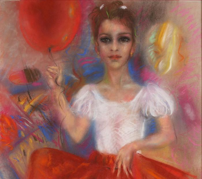 Карина - балерина