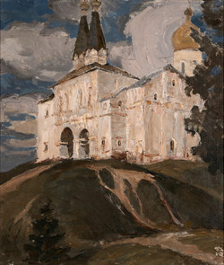 Двуглавая церковь Феропонтова
