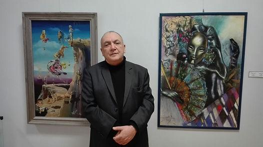 Владелец Antex Gallery Анатолий Хвойницк