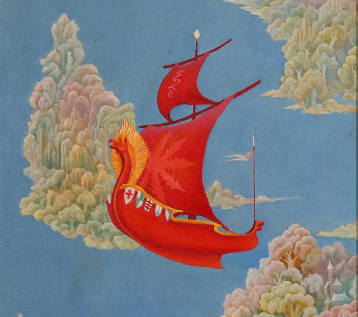 Красный корабль - 2