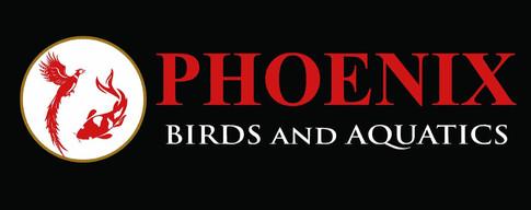 Phoenix Birds and Aquatics Logo