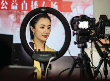 """รู้จัก """"Viya"""" สาวจีนผู้ไลฟ์ขายสินค้าได้ทุกอย่างบนโลก สร้างยอดขายแตะ """"1 หมื่นล้าน"""" ในวันเดียว"""