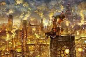 「えんとつ町のプペル」プラネタリウム