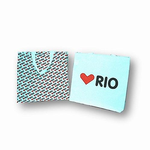 Sacola Amo Rio