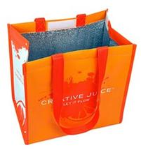 Bolsa Cooler TNT com manta térmica CR
