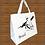 Thumbnail: Sacola Branca CRISTO - 100 peças