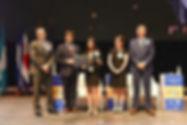 Premio al emprendimento Café Rubio