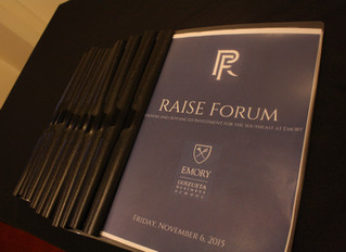 Here We Go Again...The Fall RAISE Forum!