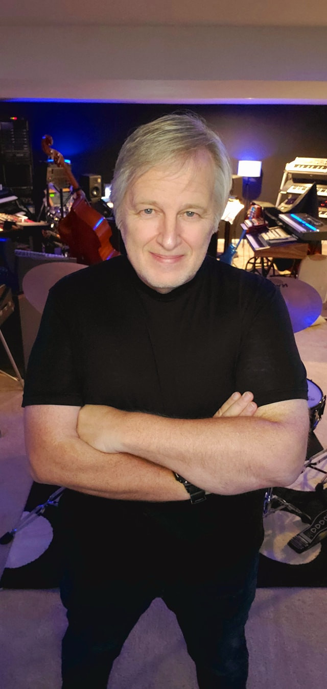 Composer Rick Balentine
