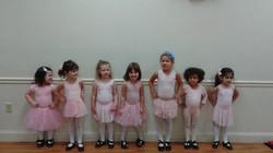 jazz tap dancers