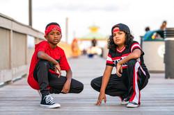 Hip hop kids in coral springs
