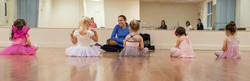 Tap ballet classes with Melissa