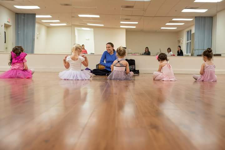 Ballet Dancers in Coral Springs