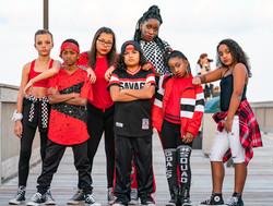 Beat Street Hip Hop Dancers