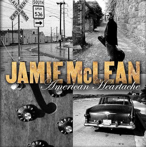 American Heartache - CD