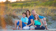 The Barnes Family // Myrtle Beach SC Photographer