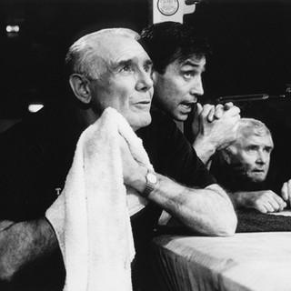 Terry Lawless, Jimmy Tibbs & Frank Black - Basildon Festival Hall 1991