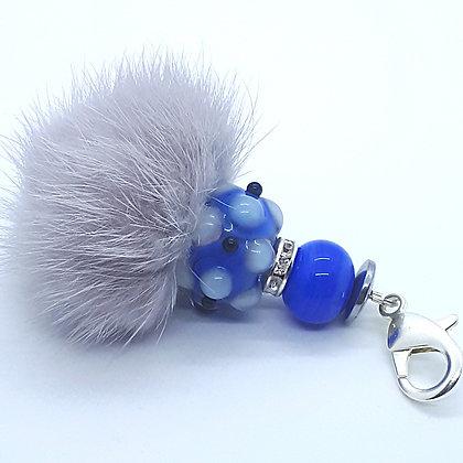 """""""Silver-Blue for you"""" Fellpuschel"""