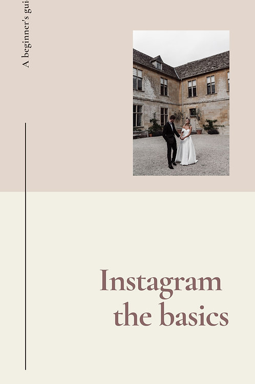 Instagram - The Basics