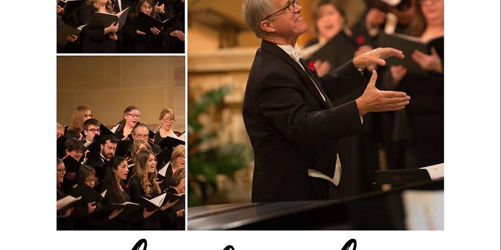 40th Anniversary Chamber Choir Alumni Concert