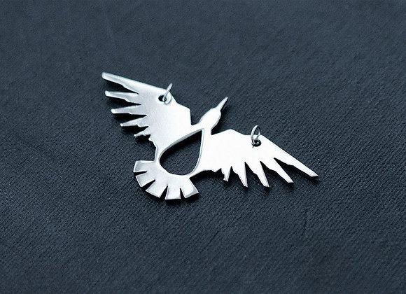 Blood Ravens pendant