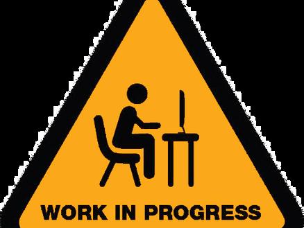Working in Progress 此頁建設中