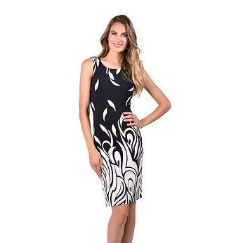 frank-lyman S21 216518-sleeveless dress