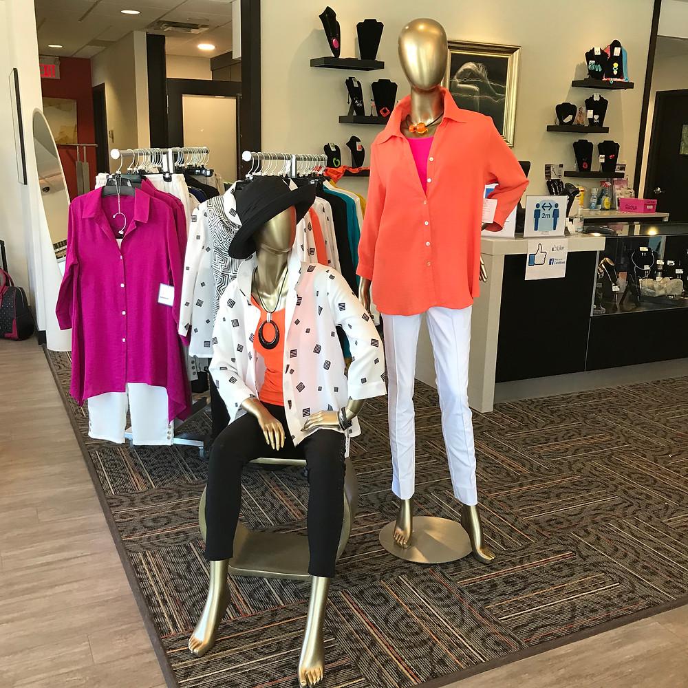 Fridaze linen collection at Investment Pieces Boutique