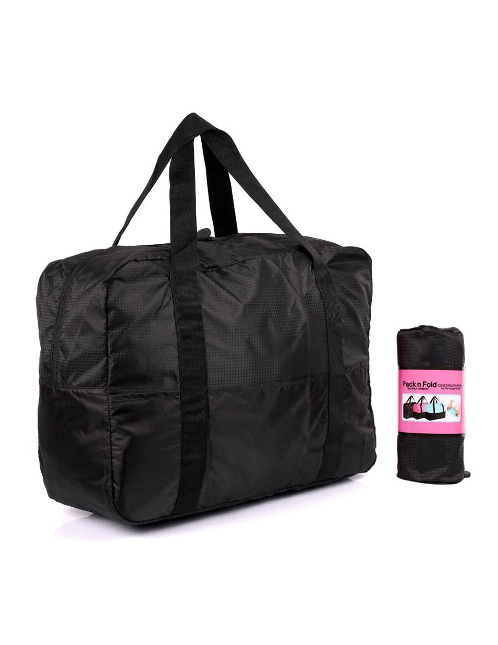 Pack and Fold Duffle Bag