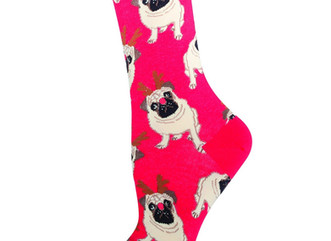 We Have Great Christmas Socks & More!