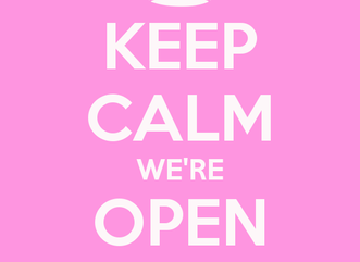 WE ARE REOPENING MAY 4th!!!