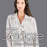 Fridaze Linen Jacket