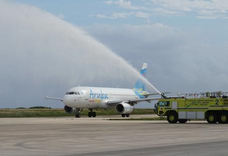 Nieuwe vlucht naar Miami