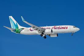 Caribbean Airlines start verbinding
