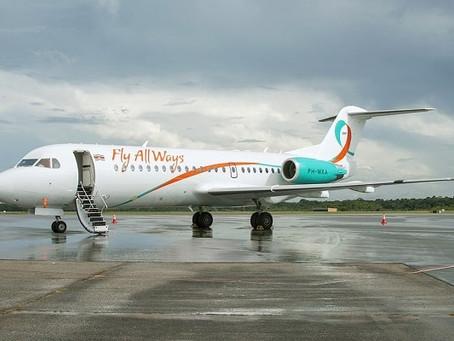 Divi Divi met F70 naar Sint Maarten