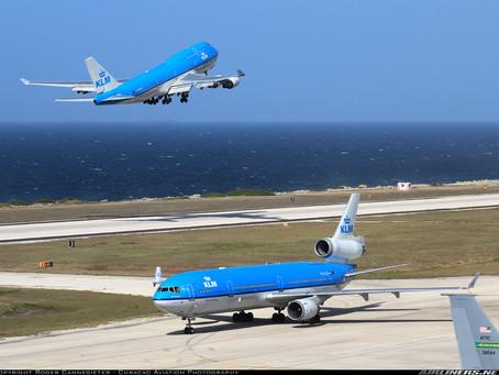 KLM: Markt Curaçao gaat groeien