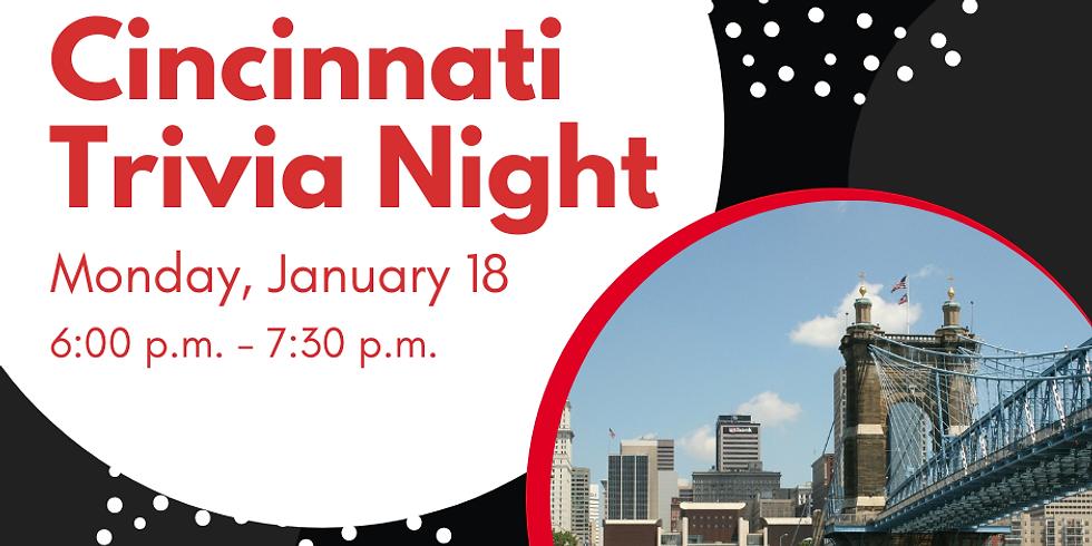 Cincinnati Virtual Trivia Night