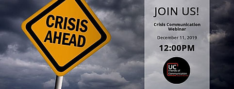Crisis Communication Workshop