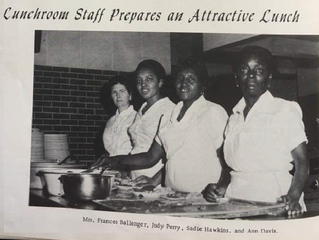 The Lunchroom Ladies