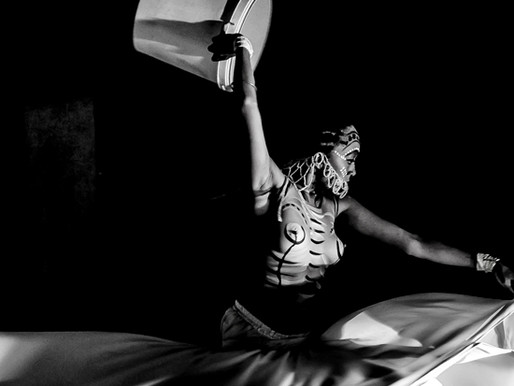 Casa d'Arte abriga Confluências e Conexão Dança neste fim de Setembro