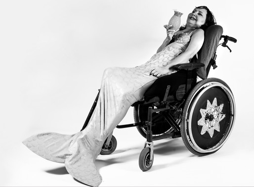 """Abertura da Exposição """"Eu sou mulher"""" do coletivo de mulheres deficientes acontece nesse sábado (10)"""