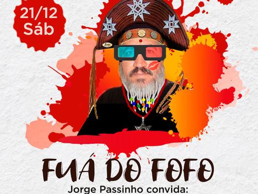 'Fuá do Fofo' reúne artistas maranhenses a convite de Jorge Passinho