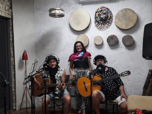 Exposição, Pintura, Designer, Música, Poesia e Solidariedade marcam a volta do Quintal Cultural