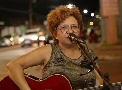Casa D'Arte recebe show ALMA NUA da cantora Lena Garcia no dia 07 de dezembro.