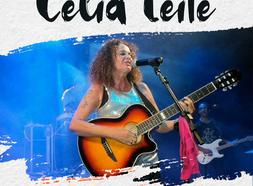 Quintal Cultural apresenta: Célia Leite